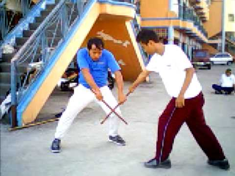 ARNIS DISARMING TECHNIQUE - Type 1 - for the PE students Image 1