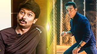 """I didn't want to do 'Thalaivan Irukiran' with Kamal Haasan"" – Udhayanidhi Stalin 