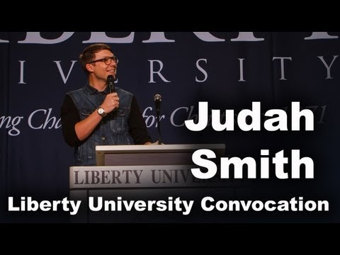 Judah Smith - Liberty University Convocation