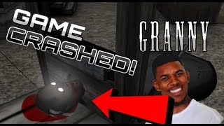 I BROKE GRANNY! | Granny Funny Moments 2#