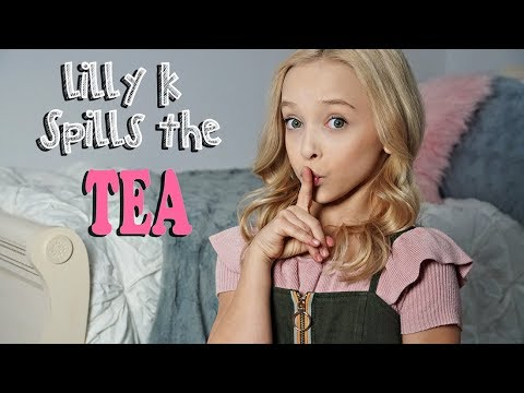 Lilly K Spills the Tea - I'm answering YOUR questions from Instagram!