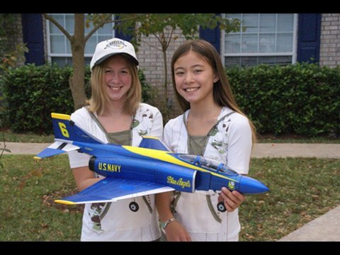 RCU Review: Exceed-RC/NitroPlanes F-4E Phantom EDF Jet