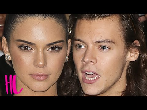 Kendall Jenner Reacts To Harry Styles Cutting His Hair