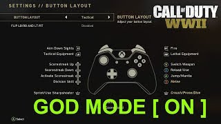 99% Are Playing COD WRONG! - COD WW2 FULL SETTINGS GUIDE on PS4/XBOX ONE CONTROLLER TO IMPROVE! WWII