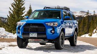 2019 Toyota 4Runner TRD Pro - POV Review