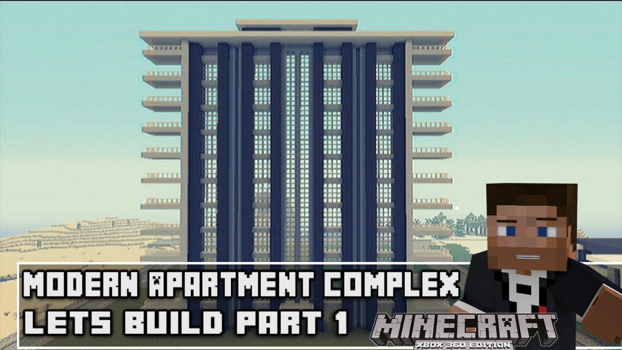 Minecraft Xbox 360 Modern