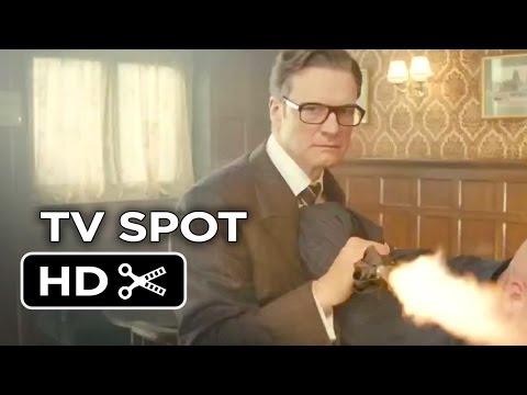 Kingsman: The Secret Service Tv Spot - Live Like A Kingsman (2015) - Colin Firth Movie Hd video