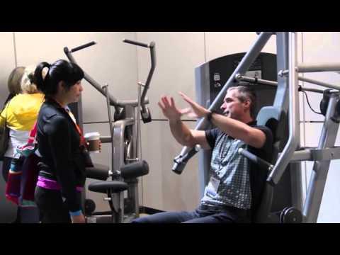 Life Fitness на выставке IHRSA 2013. День второй.