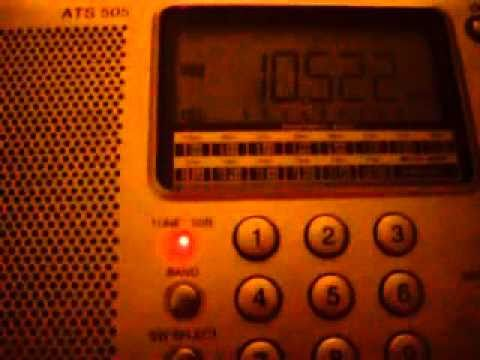 New Star Broadcasting - Spy Numbers Station V13 10522kHz