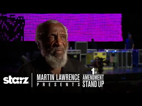 Martin Lawrence Presents 1st Amendment Stand up: Dick Gregory