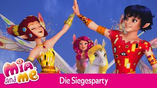 Die Siegesparty - Mia and me