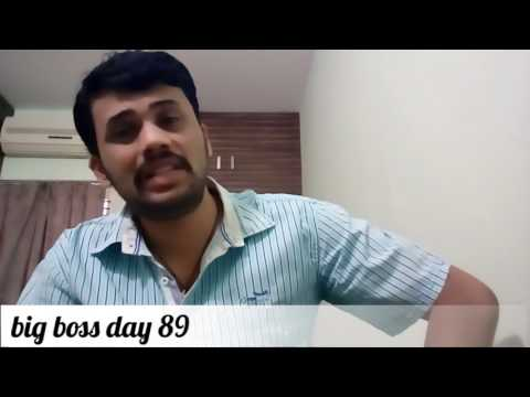 Big boss 4 KANNADA day 89.pratham daddy came to biggboss house thumbnail