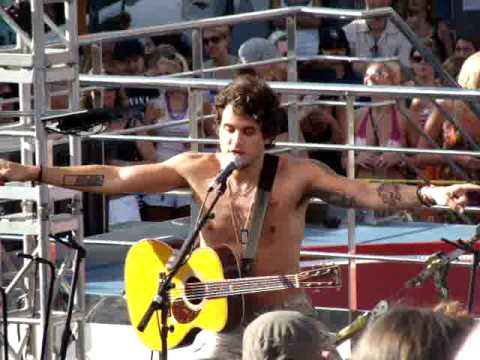 John Mayer - Mayercraft Lido Deck - Bigger Than My Body
