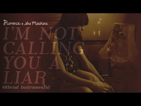 Lungs: The Instrumentals | I'm Not Calling You a Liar [OFFICIAL INSTRUMENTAL]