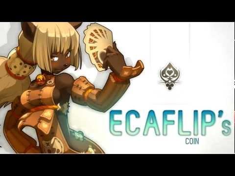 WAKFU Classes - Ecaflip's Coin