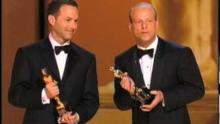 American Beauty Wins Best Picture: 2000 Oscars