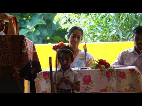 Yuvees Malayalam patriotic song performance