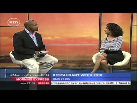 KTN Morning Express 5th February 2016,Nairobi Restaurant Week