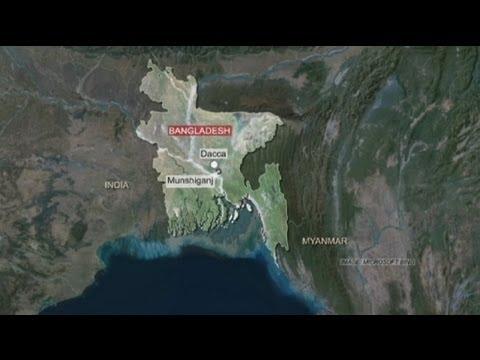 Más de 200 desaparecidos tras hundirse un ferry en Bangladesh