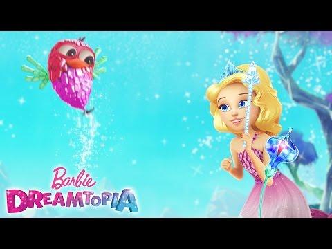 جبل البريق الجزء 1 | Dreamtopia | Barbie