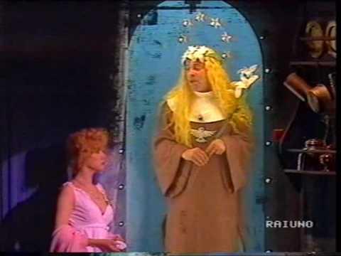 Santa Pupa – Se il tempo fosse un gambero – 1988 – Enrico Montesano e Nancy Brilli