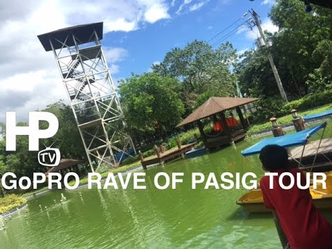 GoPRO RAVE of PASIG Walking Tour Overview Rainforest Adventure by HourPhilippines.com