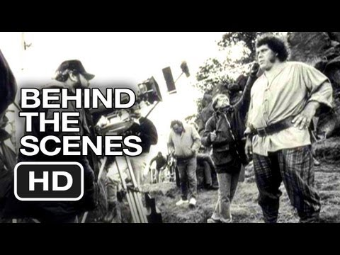 The Princess Bride – Behind The Scenes – Andre The Giant (2012) – Cary Elwes Movie HD