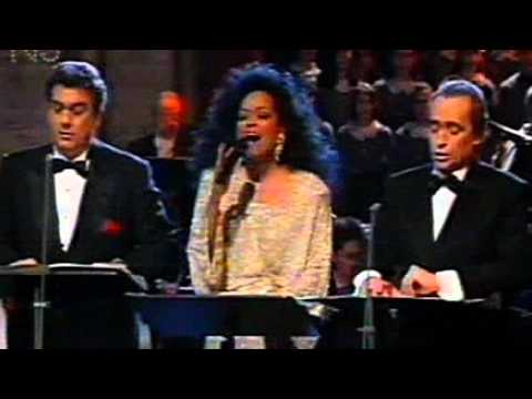Diana Ross - Silent Night
