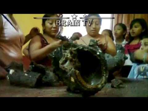 Тайна Юкатанского гуманоида.От BRAIN TV.