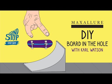 Build a Board in the Hole with Karl Watson