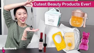 Cutest Beauty Products Ever! - Tried and Tested: EP120