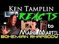 Lagu Vocal Coach Reaction to Marc Martel - Freddie Mercury - Queen - Bohemian Rhapsody - Ken Tamplin