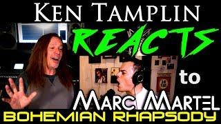 Baixar Vocal Coach Reaction to Marc Martel - Freddie Mercury - Queen - Bohemian Rhapsody - Ken Tamplin