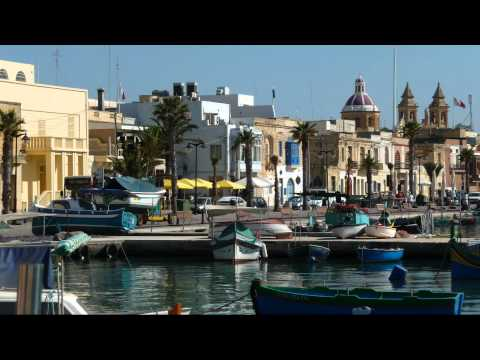 Malta Valletta Mdina Grand Harbour Old Town Marsaxlokk Blue Grotto Travel Neil Walker