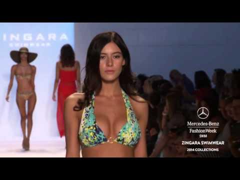 Alejandra Guilmant Miami Swim Fashion Week 2014