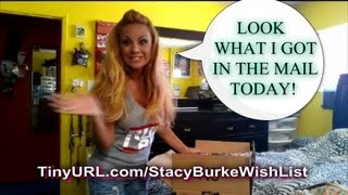 Stacy Burke Wish List - Thank you Fred Burg!!