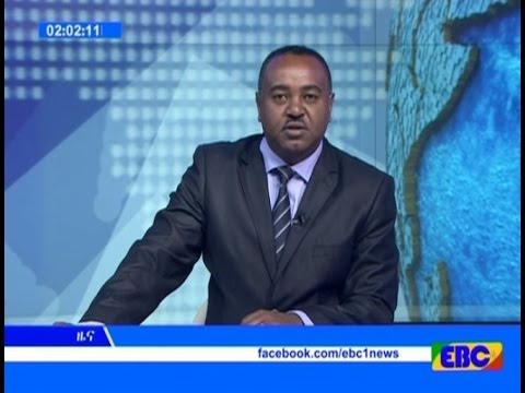 Latest Ethiopian News - EBC TV December 24, 2016