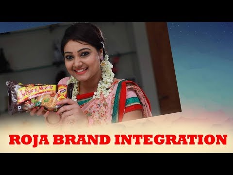 Brand Integration Promo | ROJA Serial | ரோஜா | Priyanka | SibbuSuryan | Saregama TVShows Tamil