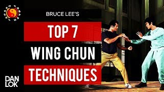 Top 7 Wing Chun Techniques