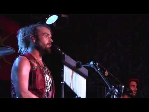 Xavier Rudd 'Messages' Live in Portland, ME 7.21.13