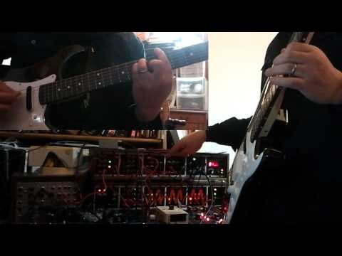 Quick test of rock band 3 squier stratocaster guitar midi