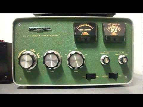 Heathkit SB-220 Linear Amplifier