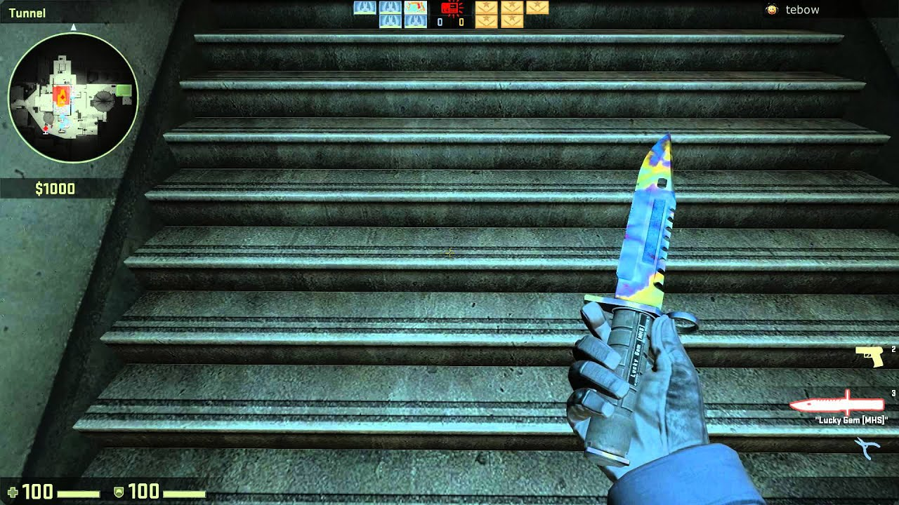 Case Hardened Blue Top m9 Sky Blue Case Hardened Csgo