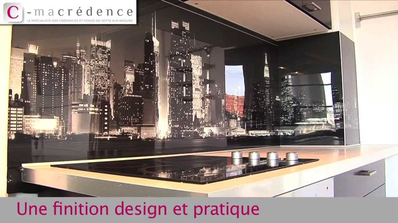 pose de profil s de finitions de cr dence cmacr dence youtube. Black Bedroom Furniture Sets. Home Design Ideas