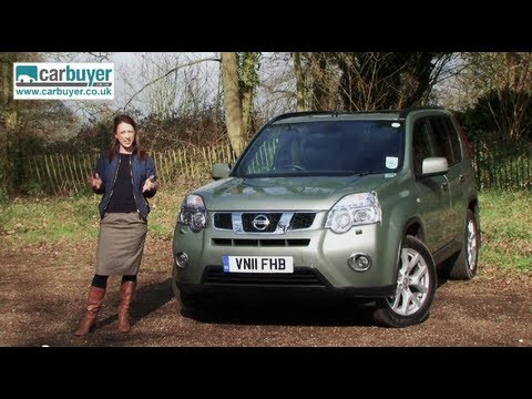Nissan X-Trail SUV review - CarBuyer