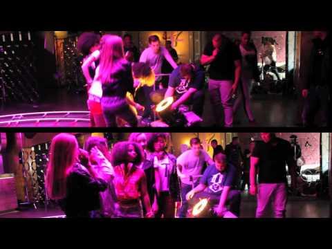 Making of: Aliyah - Girls Night Out