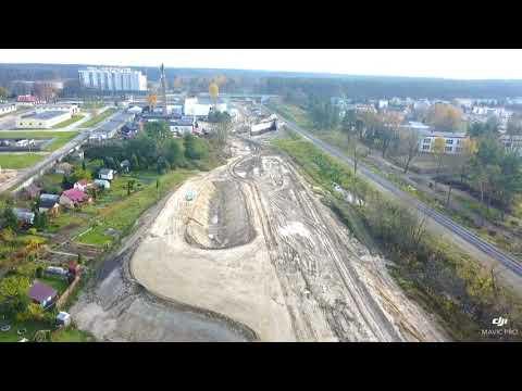 Aleja Niepodległości  Cz.II -Białystok, (Zielone Wzgórza-Nowe Miasto-Węzeł Ignatki)