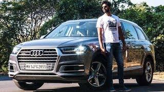 Audi Q7 Diesel - Part 2 | Faisal Khan