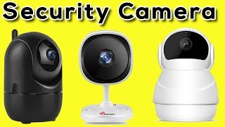 Top 6 Best Home Security Camera For Sale With Cheap Price