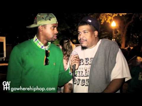 De La Soul interview w/ Gowhere Hip Hop